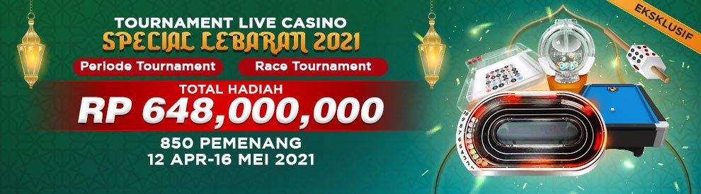 tournament idnlive special lebaran 2021